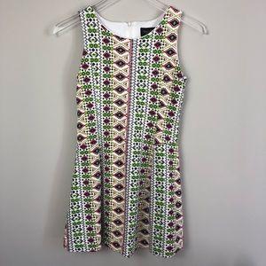 Laundry geometric shape tank dress - Size 12